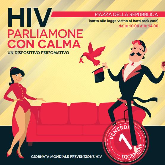 HIV Parliamone con calma